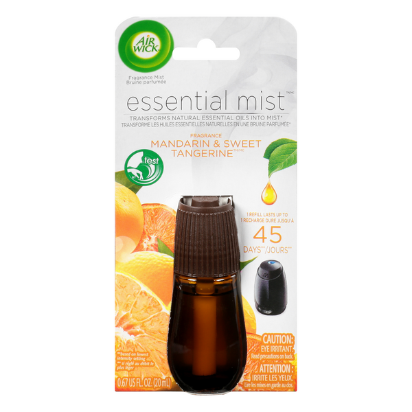 Air Wick Essential Mist Mandarin & Sweet Orange Refill