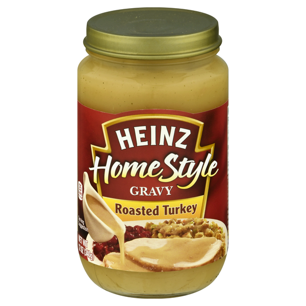 Heinz Homestyle Gravy Roasted Turkey