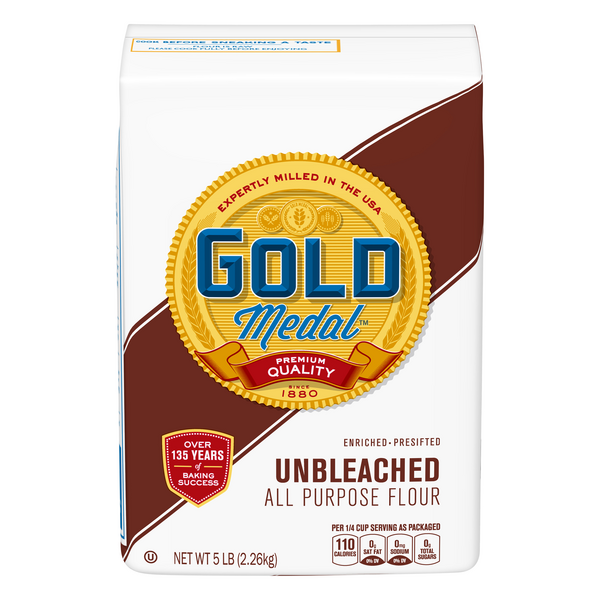Gold Medal Flour Unbleached All-Purpose