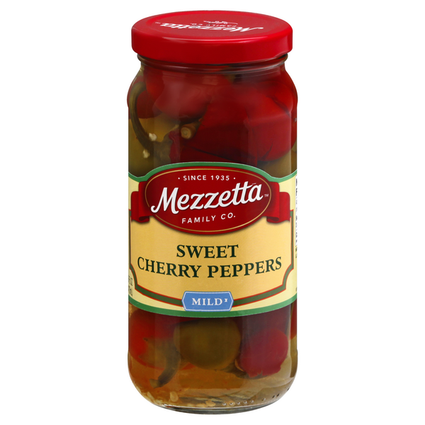 Mezzetta Sweet Cherry Peppers