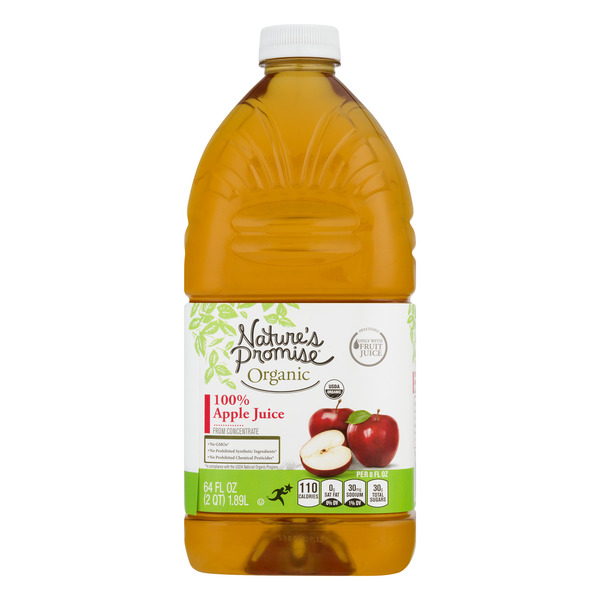 Nature's Promise Apple Juice Organic