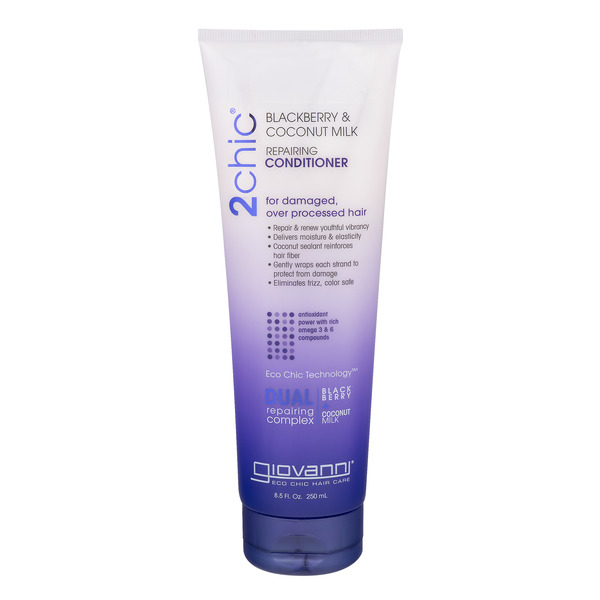 Giovanni 2chic Repairing Conditioner for Damaged Over Processed Hair
