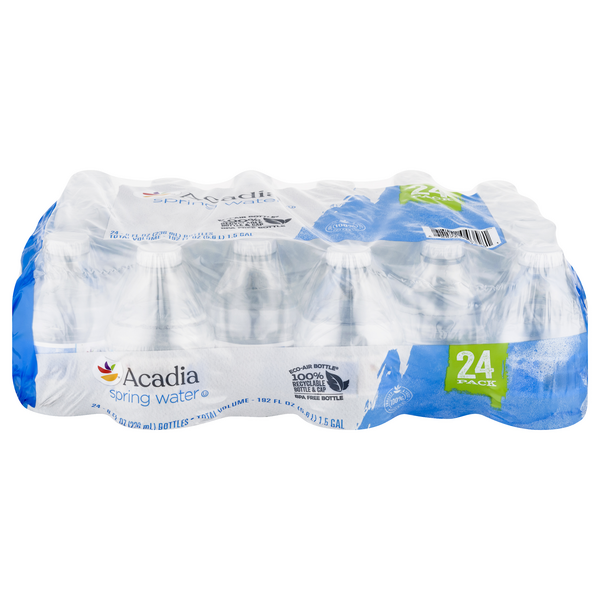 GIANT Acadia Spring Water Natural - 24 pk