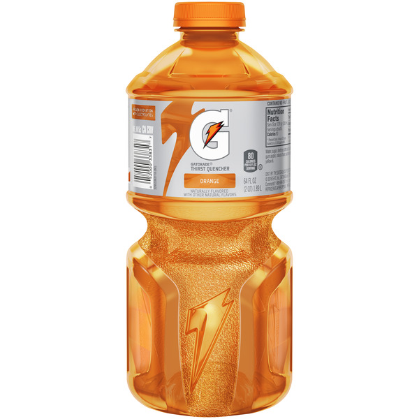Gatorade Thirst Quencher Sports Drink Orange