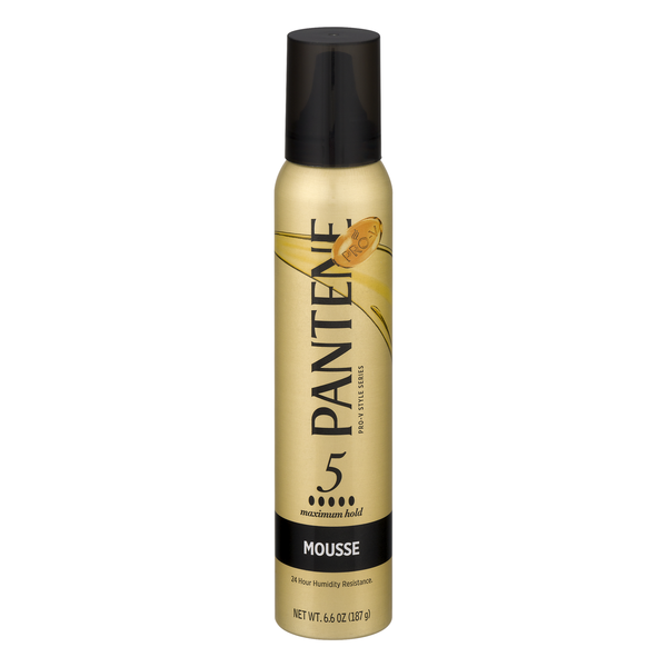 Pantene Pro-V Stylers Mousse Maximum Hold