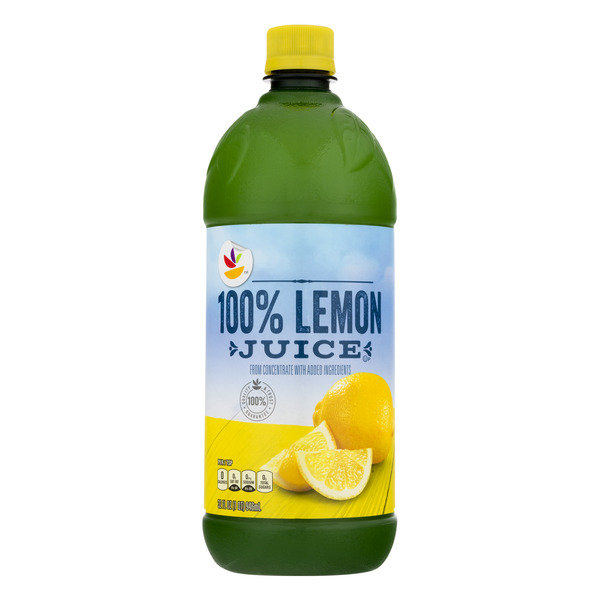 GIANT 100% Lemon Juice from Concentrate