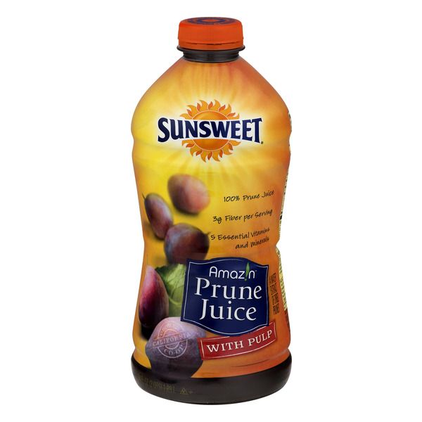 Sunsweet Amazin 100% Prune Juice With Pulp