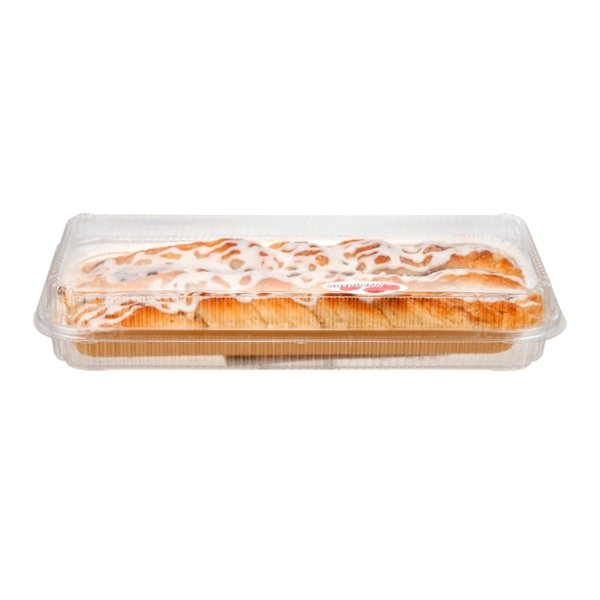 Stop & Shop Bakery Danish Pastry Strip Raspberry
