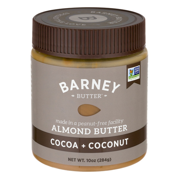 Barney Butter Almond Butter Cocoa + Coconut