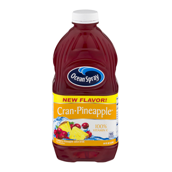 Ocean Spray Cran-Pineapple Juice Drink
