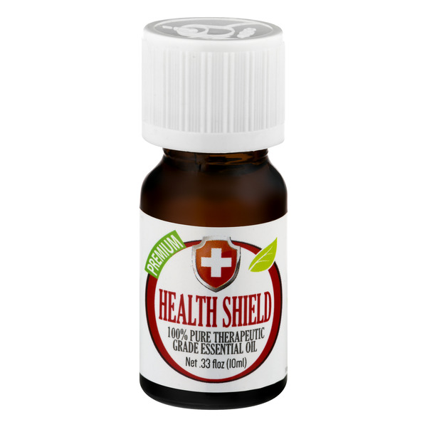 HealingSolutions 100% Pure Therapeutic Grade Essential Oil Health Shield