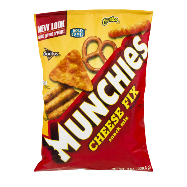 Frito-Lay Munchies Snack Mix Cheese Fix