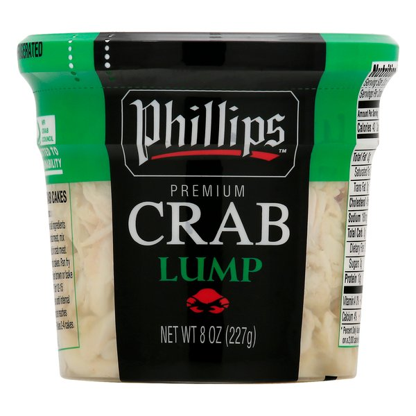 Phillips Premium Crab Lump