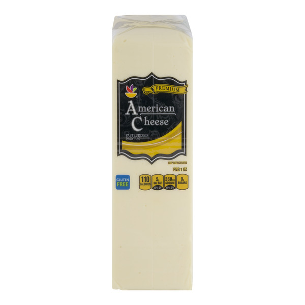 MARTIN'S Deli American Cheese White (Regular Sliced)