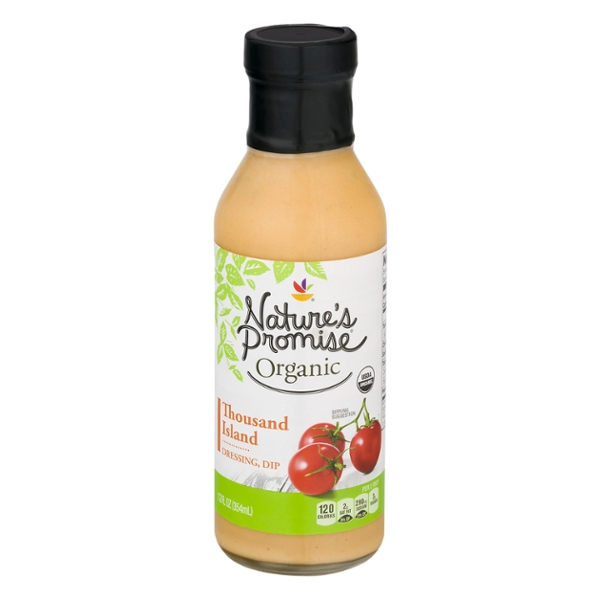 Nature's Promise Organic Thousand Island Dressing & Dip
