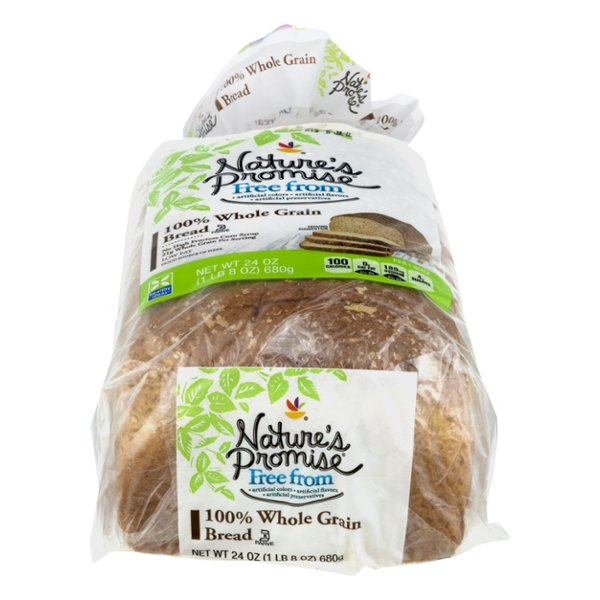 Nature's Promise Free from Bread 100% Whole Grain