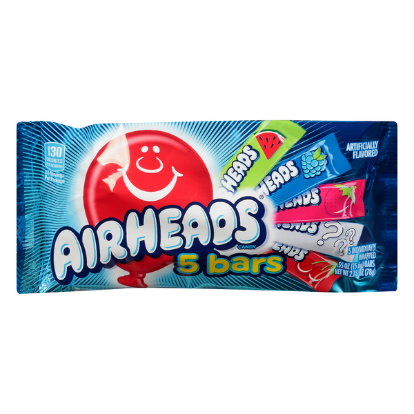 AirHeads Candy - 5 ct