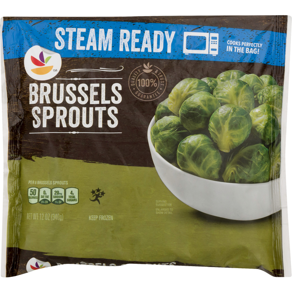 GIANT SteamReady Brussels Sprouts