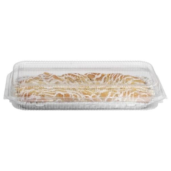 Stop & Shop Bakery Danish Pastry Strip Apple