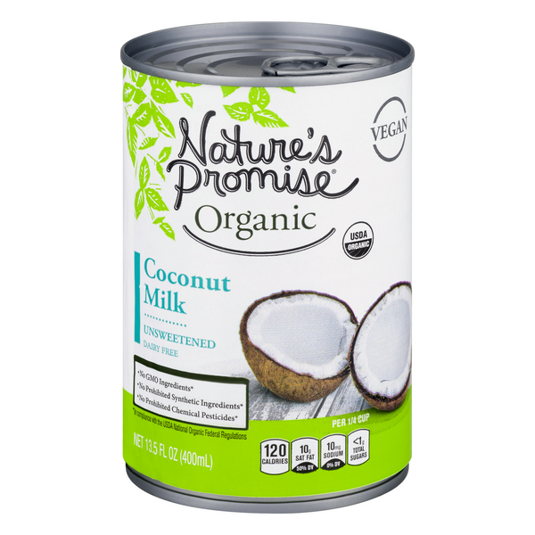 Nature's Promise Organic Coconut Milk