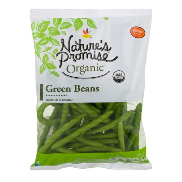 Nature's Promise Organic Green Beans