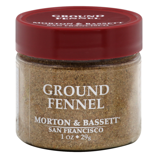 Morton & Bassett Ground Fennel
