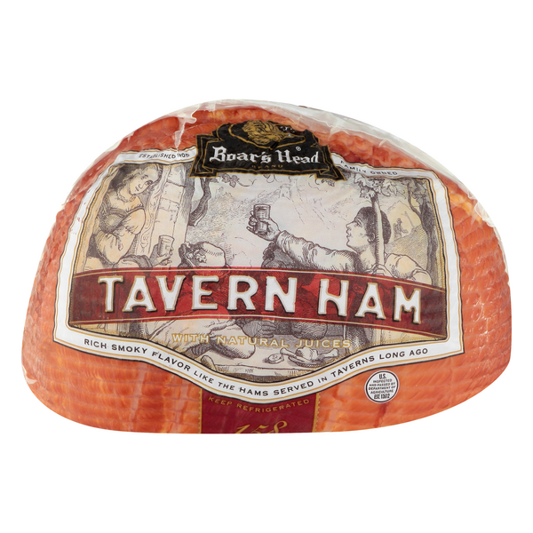 Boar's Head Deli Ham Tavern (Regular Sliced)