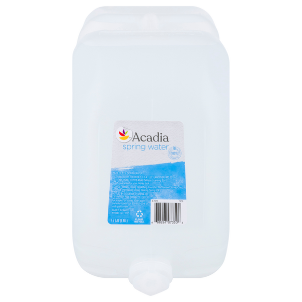 GIANT Acadia Spring Water Natural