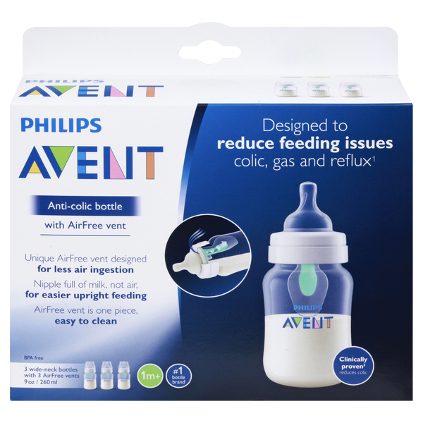 Philips Avent Anti-Colic Feeding Bottles