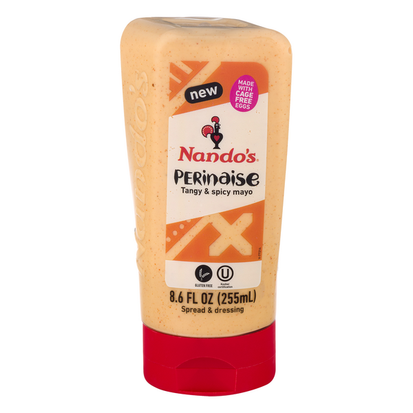 Nando's Perinaise Spread & Dressing Medium