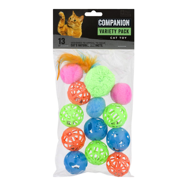 Companion Variety Pack Cat Toy