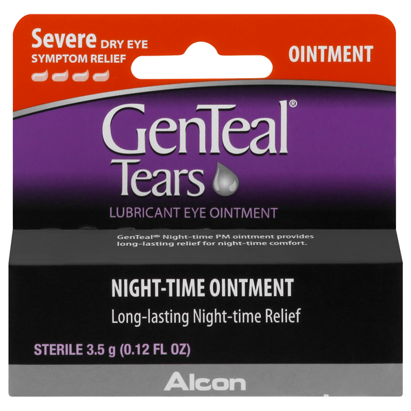 GenTeal Tears Night-Time Ointment
