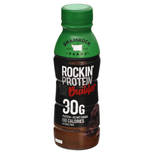 Shamrock Farms Rockin' Refuel Muscle Builder Protein Choc Milk Beverage