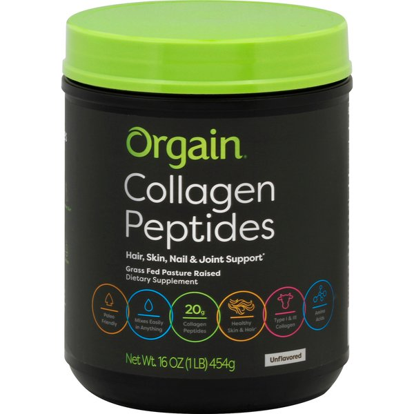 Orgain Collagen Peptides