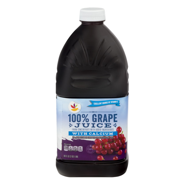 GIANT Grape Juice with Calcium