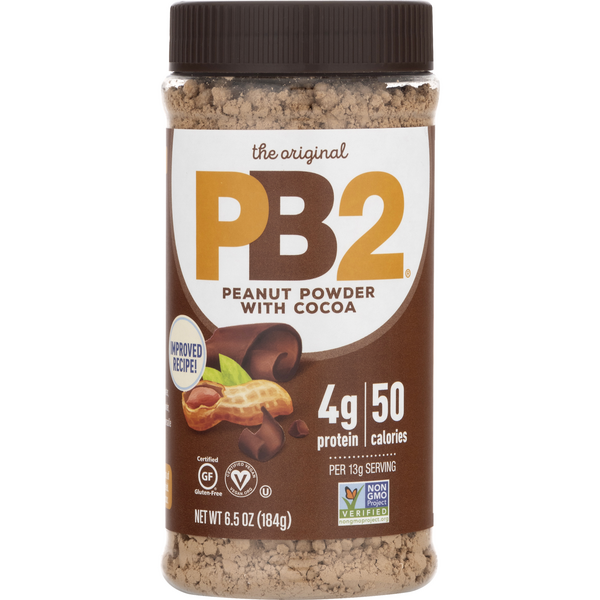 PB2 Peanut Butter with Premium Chocolate Powdered
