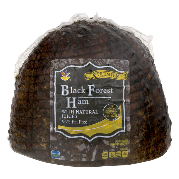 MARTIN'S Deli Ham Black Forest (Regular Sliced)