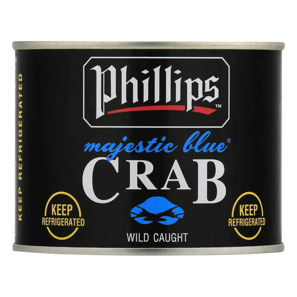 Phillips Majestic Blue Crab Wild Caught