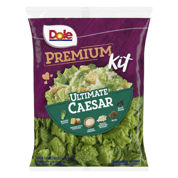 Dole Premium Salad Kit Ultimate Caesar