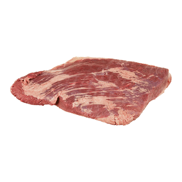 USDA Choice Beef Brisket Flat Cut Fresh