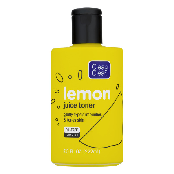 Clean & Clear Juice Toner Lemon