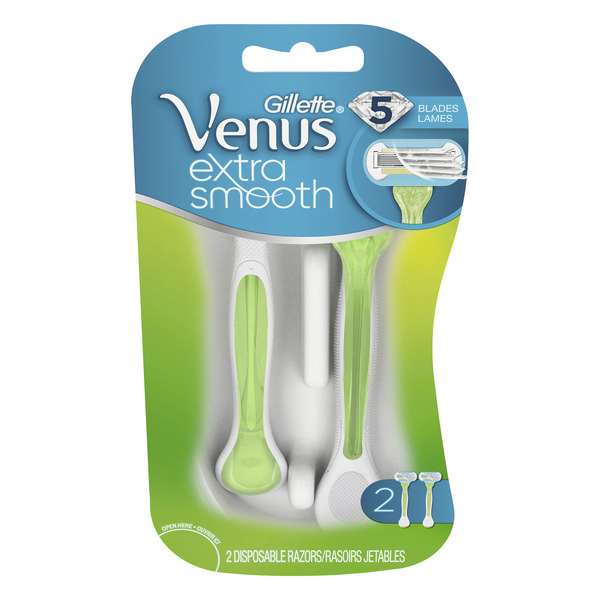 Gillette Venus Embrace Disposable Razors