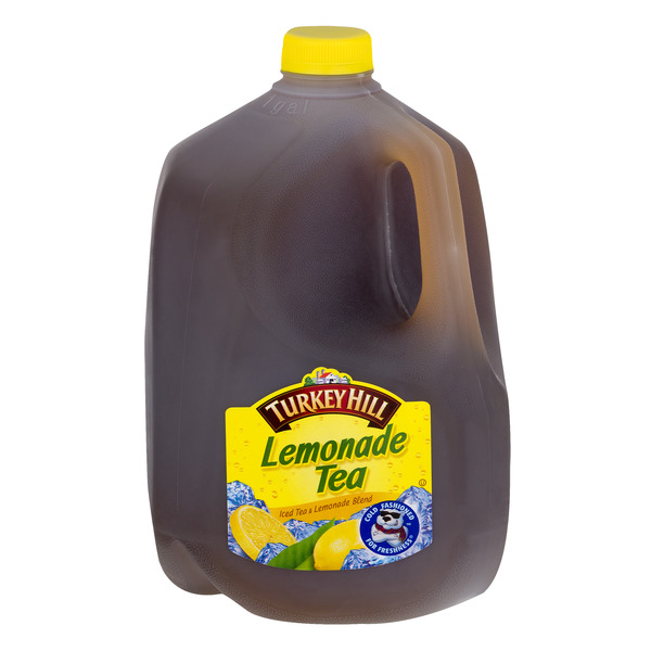 Turkey Hill Lemonade Tea (Iced Tea & Lemonade Blend) Refrigerated