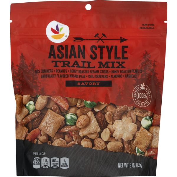 Stop & Shop Trail Mix Asian Style