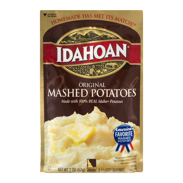 Idahoan Mashed Potatoes Original