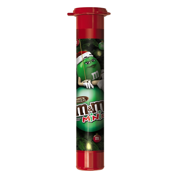 M&M's Milk Chocolate Candies Minis Holiday