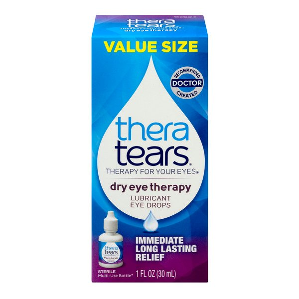 TheraTears Dry Eye Therapy Eye Drops