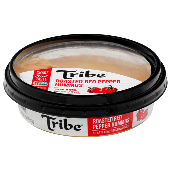 Tribe Hummus Sweet Roasted Red Pepper