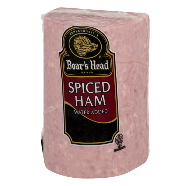 Boar's Head Deli Ham Spiced (Shaved)