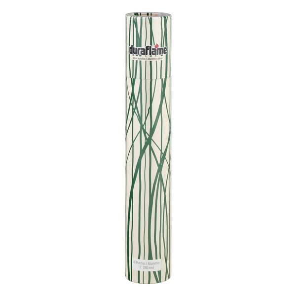Duraflame Decor Matches Long Stem Thick Stick 11 Inch